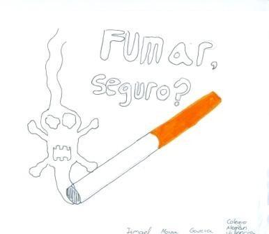 dibujos dia sin tabaco para niños (11)