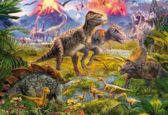 especies de Dinosaurios (8)