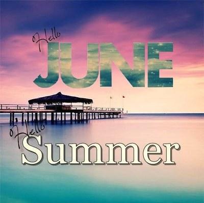 june-summer