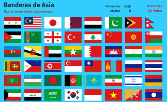 Imgenes de Banderas del Mundo America Europa Africa asia y