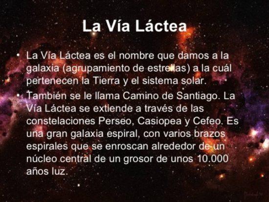 sistema solar - via lactea  (2)