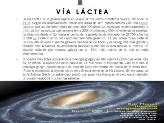 sistema solar - via lactea  (3)