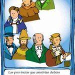 Información sobre el Día de la Independencia Argentina para niños (imágenes)