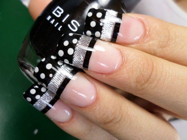 Dise os de u as largas decoradas para manos mejores for Decorado de unas facil y sencillo