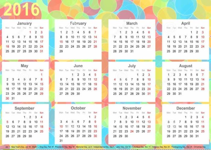 Julio 2016: imágenes para descargar e imprimir con feriados ...