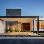Fachadas de casas bonitas: modernas, de dos pisos, simples y minimalistas (imágenes)