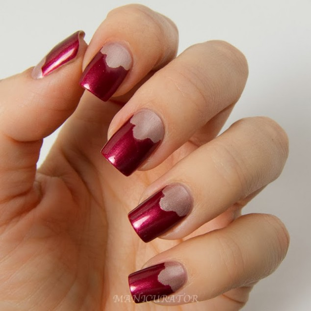Hermosas imágenes de Decoración de uñas decoradas