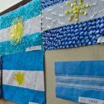 Manualidades del Día de la Bandera Argentina: adornos, souvenirs y banderas