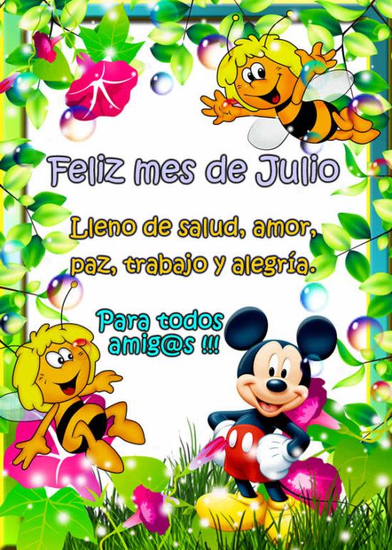 bienvenido mes de Julio (2)
