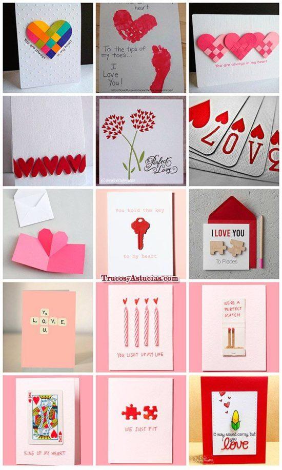 Hermosas manualidades de amor romanticas para mi novio - Manualidades para regalos ...