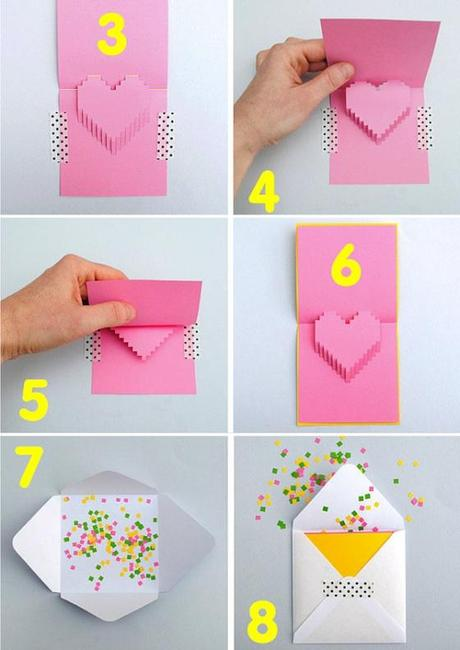 tarjetas de amor 3D - Pop up (11)