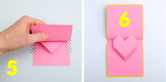 tarjetas de amor 3D - Pop up (13)