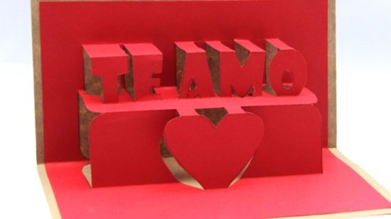 tarjetas de amor 3D - Pop up (18)