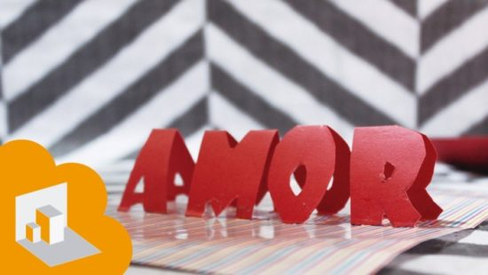 tarjetas de amor 3D - Pop up (7)