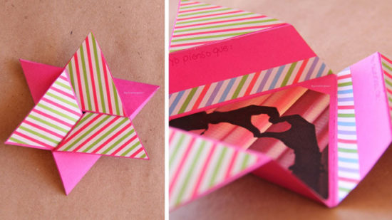 tarjetas de amor 3D - Pop up (8)
