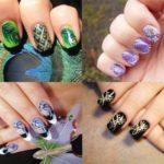 110 Imágenes de uñas decoradas con diseños – Modelos 2016 / 2017