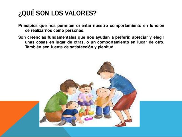 Imágenes de los Valores familiares