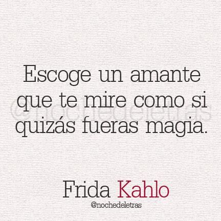 Frases y poemas de Frida Kahlo  (29)
