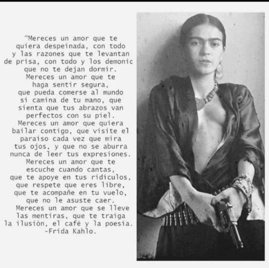 Frases y poemas de Frida Kahlo  (35)
