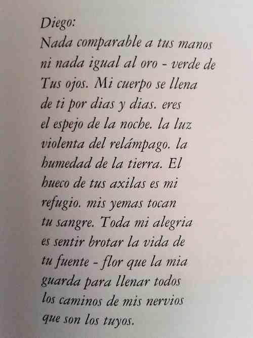 Frases y poemas de Frida Kahlo  (38)