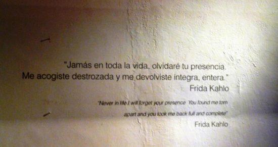 Frases y poemas de Frida Kahlo  (9)