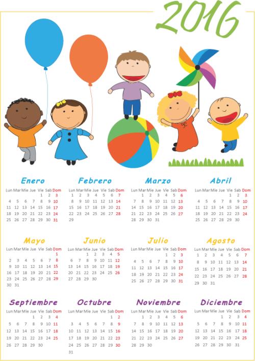 2016-calendario-ninos