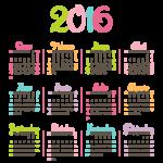 Imágenes con Calendarios infantiles de septiembre 2016
