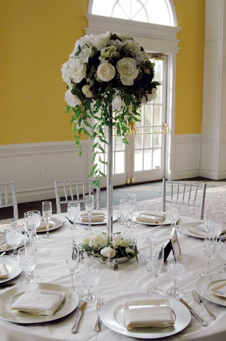 Im genes de centros de mesa para boda bautizo cumplea os - Centros mesa salon ...