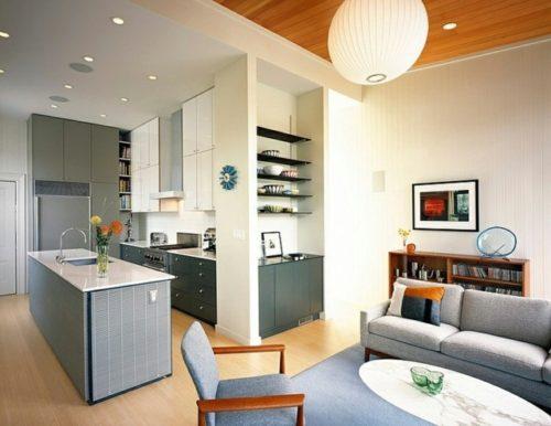 Interiores de casas modernas 2017 - Fotos de interiores de casas ...