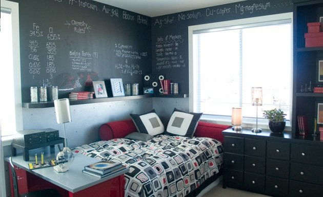 Decoraci n de recamaras modernas minimalistas infantiles for Habitaciones juveniles modernas