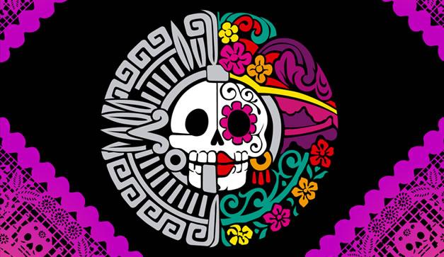Imgenes de Calaveras Mexicanas chidas diseos de da de muertos