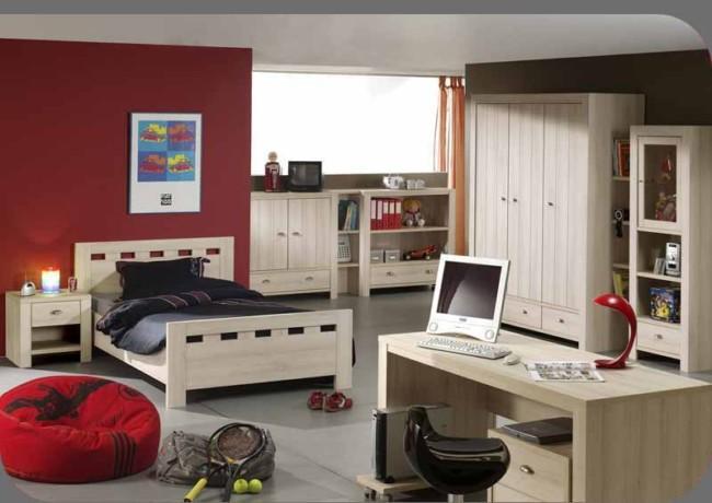 Decoraci n de recamaras modernas minimalistas infantiles - Imagenes dormitorios juveniles ...