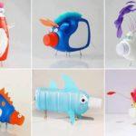 45 Manualidades para niños con reciclaje faciles de hacer