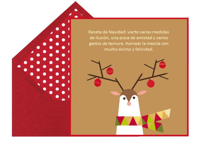 Im genes de navidad tarjetas con frases y mensajes - Navidad en familia frases ...