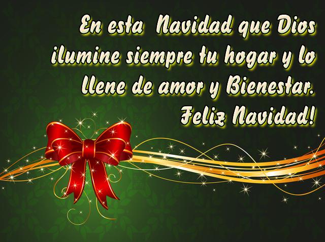 Im genes frases felicitaciones de fel z navidad y a o - Mensajes de feliz navidad ...