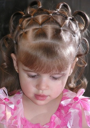 45 Peinados y cortes de cabello para niña de moda, corto y largo \u2013  Información imágenes