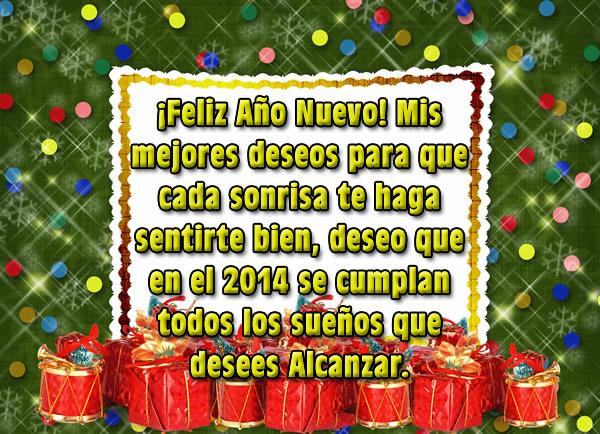Im genes frases felicitaciones de fel z navidad y a o - Frases originales para felicitar el ano nuevo ...
