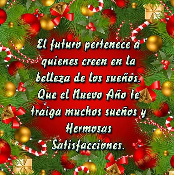 Im genes frases felicitaciones de fel z navidad y a o - Mensajes para navidad y ano nuevo ...