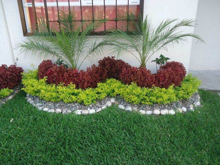 Dise o y decoracion de jardines modernos peque os o for Jardines con piedras decorativas y plantas