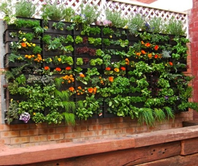 Dise o y decoracion de jardines modernos peque os o - Adornos para jardin ...