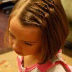 45 Peinados y cortes de cabello para niña de moda, corto y largo