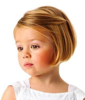 45 peinados y cortes de cabello para ni a de moda corto y