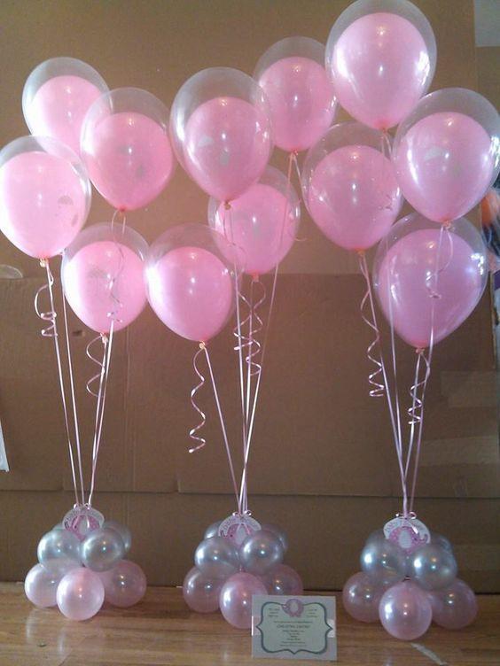 Decoraci n con globos y adornos para fiestas infantiles y - Decoracion de globos ...
