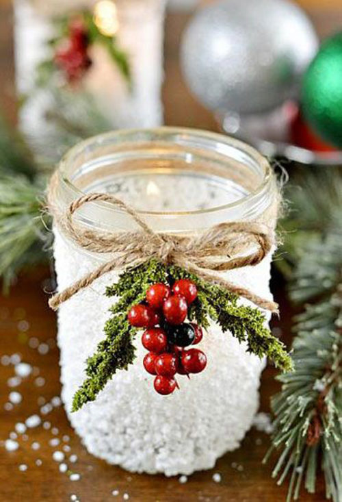 manualidades-navidad-tarro-velas