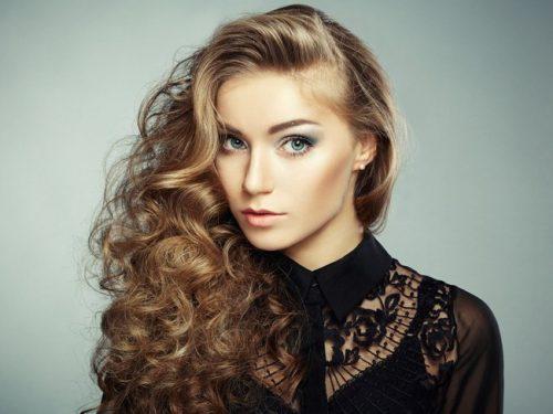 peinados-pelo-largo-rizado
