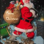 Imágenes con frases bonitas de Navidad para niños