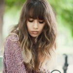 Imágenes de Peinados con Mechas Californianas
