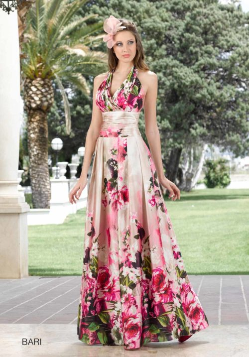 Hermosa Vestido De Fiesta Costa Colección de Imágenes - Ideas de ...