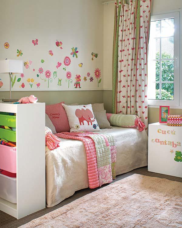 Decoraci n de cuartos para ni os ni as adolescentes y for Cuartos decorados