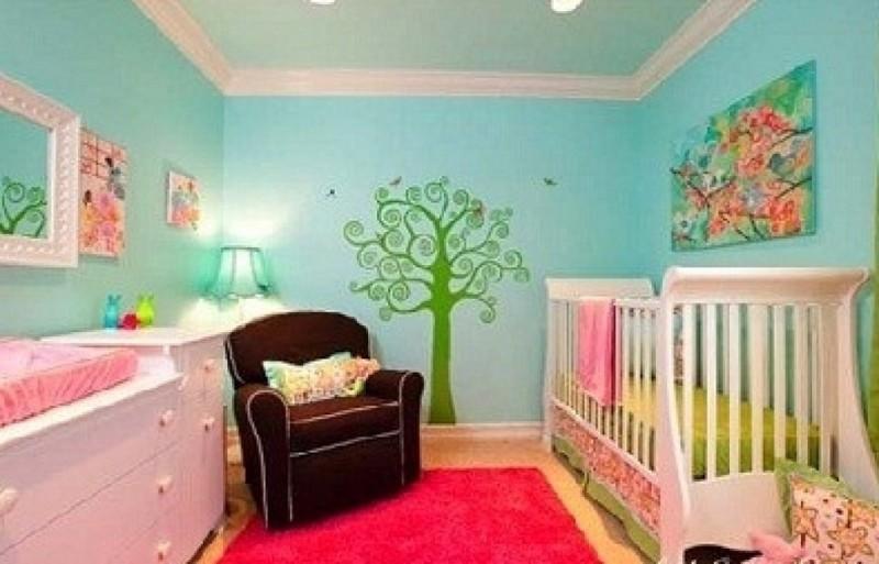 Decoraci n de cuartos para ni os ni as adolescentes y for Habitaciones de adultos decoracion